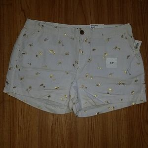 Old Navy short size 10